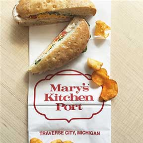 Mary S Kitchen Port Downtown Traverse City